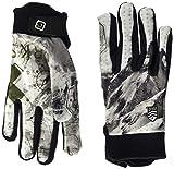 Level Herren Pro Rider Handschuhe, Olive Green, 10