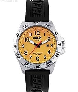Helix Trigger Analog Orange Dial Men's Watch - 07HG01