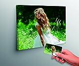 Lienzo personalizado con tu foto - Rectangular - Formato 30 x 45 cm