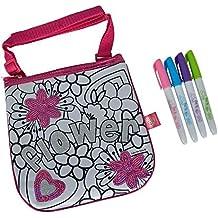 Simba 106379148–Color Me Mine Sequin Pretty Bag 19x 19cm