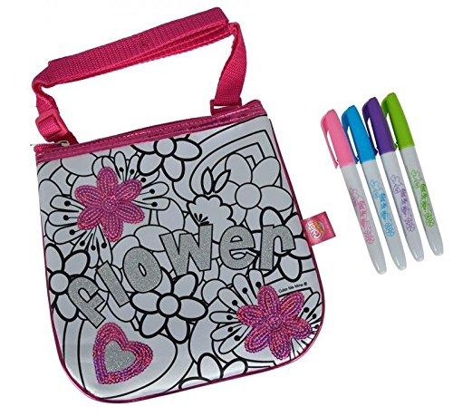 Simba 106379148 - Color Me Mine Sequin Pretty Bag (Ideen Einfach Verkleiden)