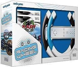 4 In 1 Racing Wheel Pack Nintendo Wii