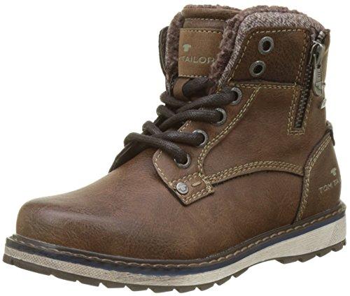 Tom Tailor Jungen 3771201 Stiefel, Braun (Rust), 38 EU