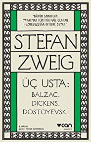 Üç Usta: Balzac, Dickens, Dostoyevski: Bütün Sanatlar, Yaratmak İçin İtici Güç Olarak Huzursuzluğa İhtiyaç Duyar.