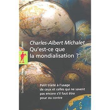 Qu'est-ce que la mondialisation ?