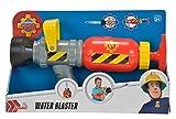 Feuerwehrmann Sam–Wasser-Pistole, gelb/rot/blau (Simba 9251746)