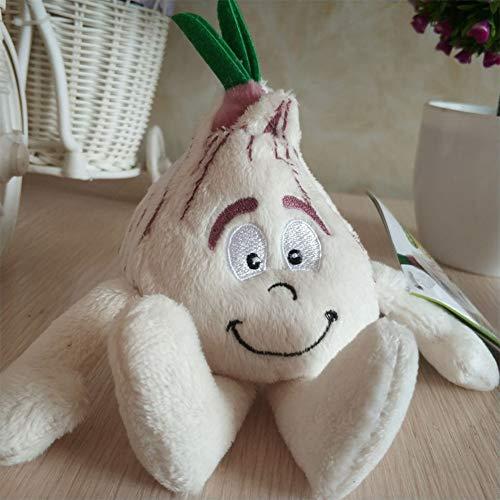 Knoblauch, Güte Gruppe Obst Und Gemüse Erdbeere Pilz Weichem Plüsch Spielzeug 1 stücke Knoblauch