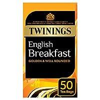 Twinings Spec English Breakfast Tea- 50 - Pack of 4
