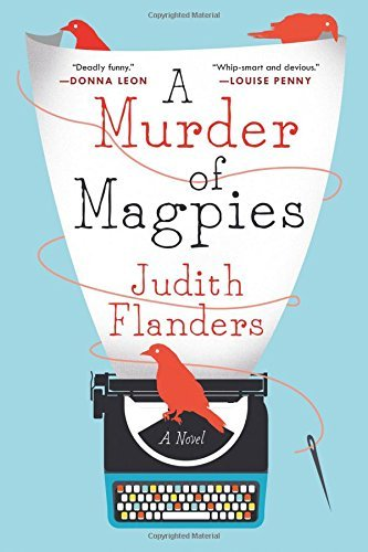 A Murder of Magpies (Sam Clair) by Judith Flanders (2015-02-24)