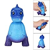 Kanpola_Toys Squeeze Squishy Toy Lovely Galaxy Dinosaur Rex Cream Scented Slow Rising Queeze Decompression Funny Toys Kids Gifts Collection