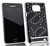 Schutzhülle Tasche Hardcover Case Samsung Galaxy S2 II i9100 Schutzhülle gemustert …::: MUSTER 012 :::… von HORNY PROTECTORS®