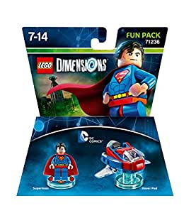 TT Games Lego Dimensions Fun Pack - DC: Superman