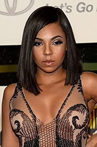 Ashanti Blunt Cut BOB Side Part 12inches 150% Densité épaisse Spaghetti Lace Wigs