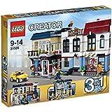 Lego - A1404098 - Magasin Et Vélo Café - Creator