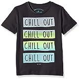 TOM TAILOR Kids Jungen T-Shirt Tee with Colour Run Print