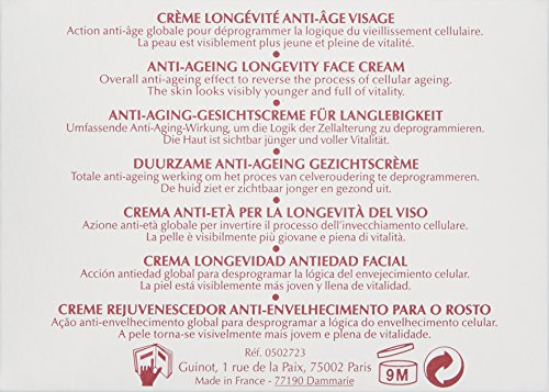 Guinot Age Logic Cellulaire Intelligent Cell Renewal Loción antiedad – 50 ml