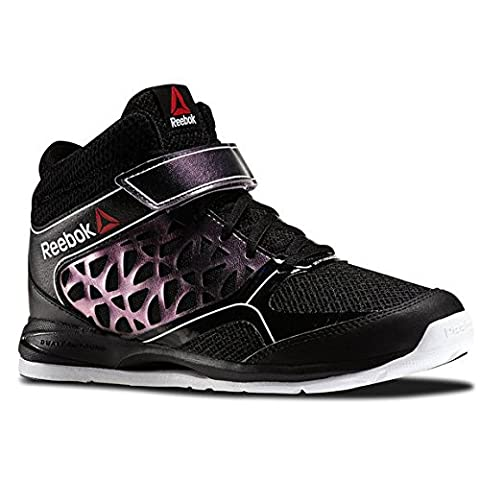 Reebok Performance Women's Studio Choice Mid Black/White Size 41 textile and synthetic. inside