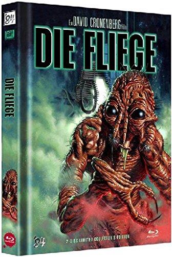 Preisvergleich Produktbild Die Fliege 1 [Blu-ray] [Limitiert auf 111 Exemplare] [Limited Collector's Hartbox Edition] [Limited Collector's Edition]