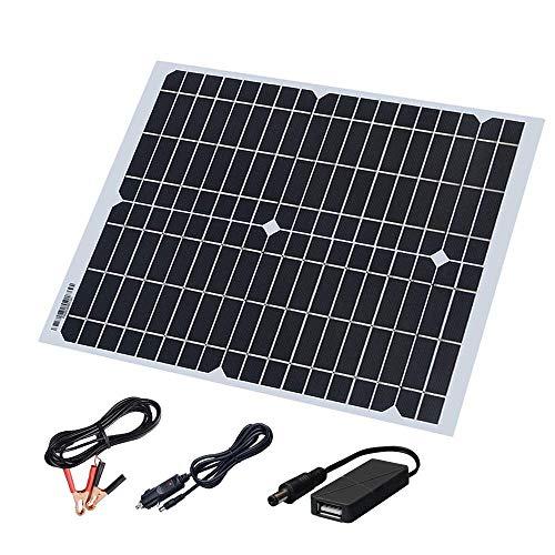 XINPUGUANG 20W 18v Panel Solar flexible Cargador solar