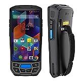 【Android 7.0】5.0 Pulgadas Terminal de la posición de 3G 4G PDA con pantalla táctil Bluetooth GPS y escáner de código de barras Honeywell para 1D 2D PDF417/ Batería Recargable de litio 5000mAh / CPU: ARM Cortex-A53 64bit Quad-Core 1.3G / Puerto Micro SD / TF (Máx. Hasta 32G)