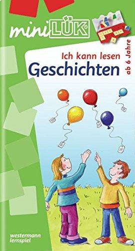miniLÜK-Übungshefte / Deutsch: miniLÜK: 1./2. Klasse - Deutsch: Ich kann lesen Geschichten