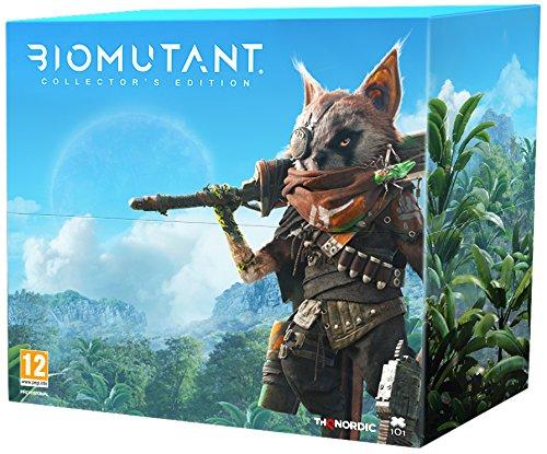Biomutant - Edición coleccionista Xbox One
