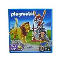 Playmobil Playmobil 5813 Gladiator With Lion Set