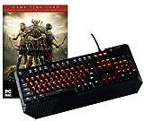 Keyboard Tesoro Durandal eSport Edition inkl. Elder Scrolls Online 60 Tage Time Card