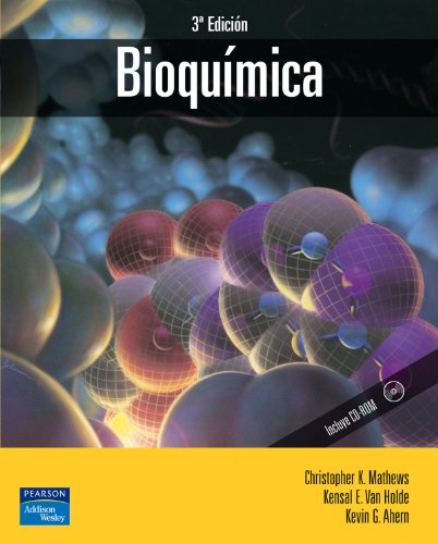 Bioquimica par CHRISTOPHER MATHEWS