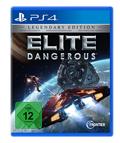 Elite Dangerous - Legendary Edition - [PlayStation 4]
