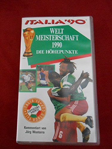 italia-90-highlights-of-the-1990-world-cup-vhs-1990