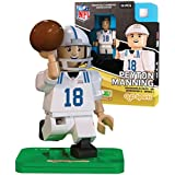 Peyton Manning Nfl Oyo Indianapolis Colts S.B. Xli L.E. Of 2,015 Generation 3 Super Bowl 50 Series G3 Mini Figure