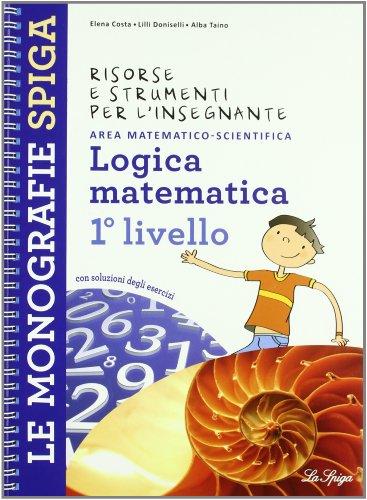 Logica matematica 1 livello