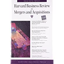 "Harvard Business Review on Mergers & Acquisitions (""Harvard Business Review"" Paperback S.)"
