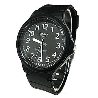 Casio Unisex Reloj Casual Cuarzo Analógico estándar mw-240–1B