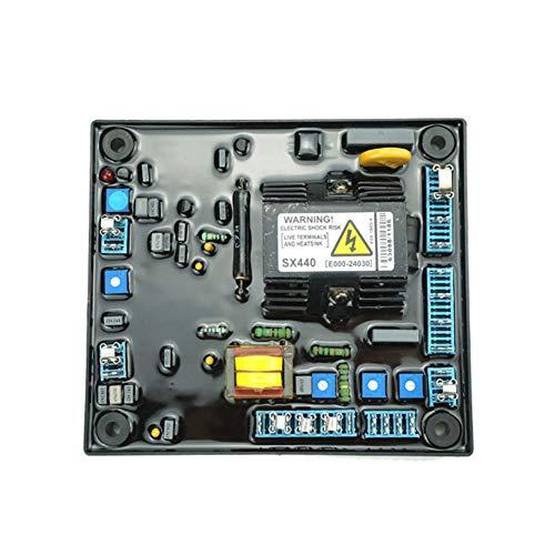 Accesorio generador sin escobillas regulador voltaje