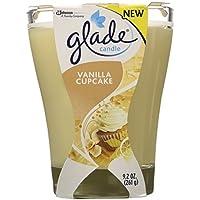 Glade Large Jar Candle, Vanilla Cupcake, 9.2 Ounce by Glade preisvergleich bei billige-tabletten.eu