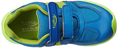 Footfun (from Liberty) Unisex Green Sneakers - 9 Kids UK/India (27 EU) (9956004140270)