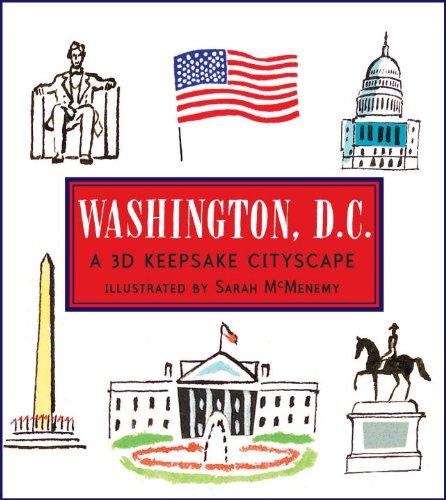 Washington, D.C.: Panorama Pops (Keepsake Cityscapes)