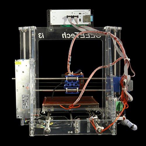 Ridgeyard/GEEETech – Prusa i3 pro (YKLWA) - 4