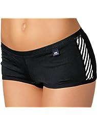 Helly Hansen Damen Sportunterwäsche Funktionsunterhose Unterhose Boxer Shorts, schwarz