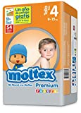 Moltex Premium Bolsa de Pañales Desechables - 54 Pañales