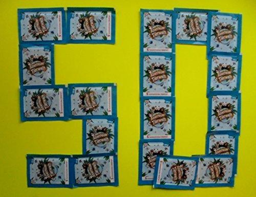 50-tuten-250-sticker-rewe-abenteuer-tierwelt-neu-ovp-2016-was-ist-was