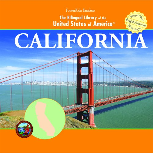 California (The Bilingual Library of the United States of America) por Jose Maria Obregon