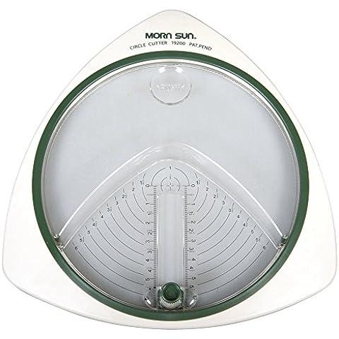 Rayher - Cortador de círculos (con 3 cuchillas de repuesto)