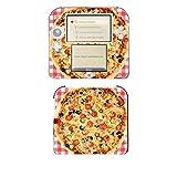 Disagu SF-105310_1157 Design Folie für Nintendo 2DS - Motiv Pizza real klar