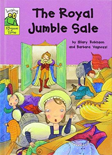 The Royal Jumble Sale (Leapfrog Rhyme Time)