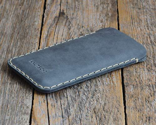 Housse en cuir pour OnePlus 7 Pro, 7, 6T, 6, 5T, 5, 3T, 3, 2, One, X, Plus étui personnalisé pochette case coque cover monogramme inscrivez ... 10