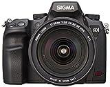 Sigma SD1 Merrill SLR-Digitalkamera (46 Megapixel, 7,6 cm (3 Zoll) Display, CF-Kartenslot) Kit inkl. 17-50 mm F2,8 EX DC OS Objektiv für Sigma Objektivbajonett