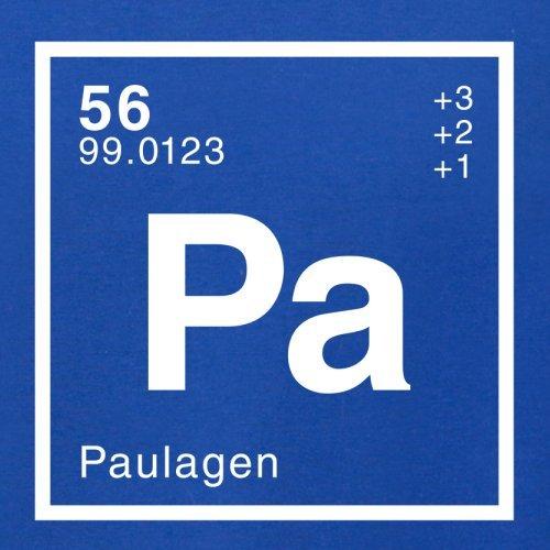 Paula Periodensystem - Herren T-Shirt - 13 Farben Royalblau